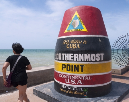 Key West in the Florida Keys in the State of Florida USA Stock Photo - 14543551