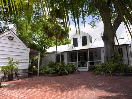Pi� antica casa di Key West in Florida Keys nello Stato della Florida USA photo