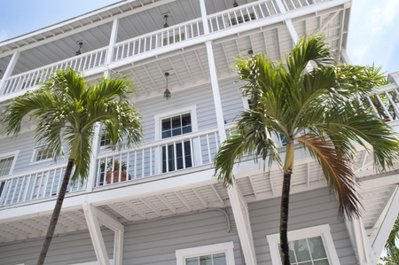 Old Hotel in Key West Florida USA Stock Photo - 11562871