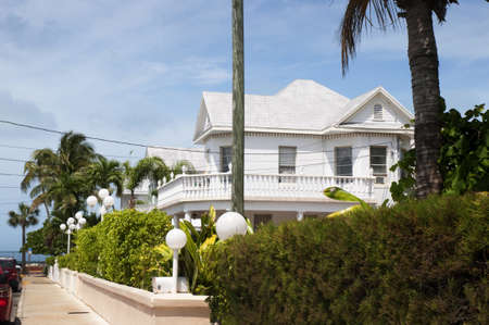 hemingway: Key West in the Florida Keys in the State of Florida USA