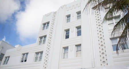 Art Deco Hotel on South Beach Miami Florida USA photo