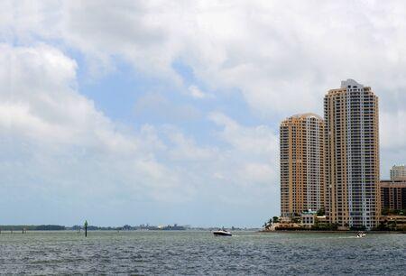 Cityscape of Miami Florida USA Stock Photo - 11562577