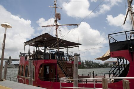Pirate Themed Tours in Miami Florida USA photo