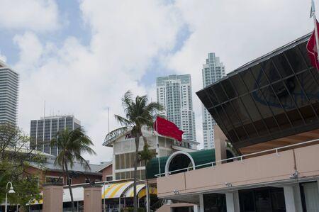 Market in Miami Florida USA photo