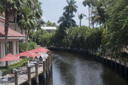 Backwater in Miami Florida USA