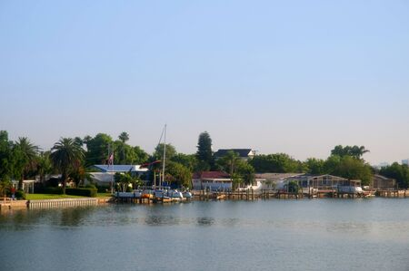 Johns Pass Centre near St Petersburg Florida USA photo