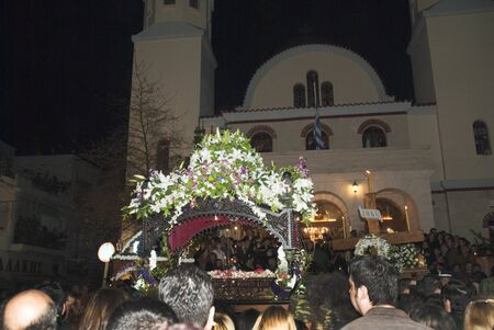 rethymno: Easter celebrations in Rethymno Crete Greece