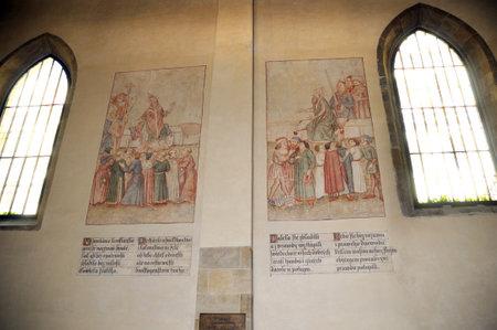 Chapel in Prague Czech Republic