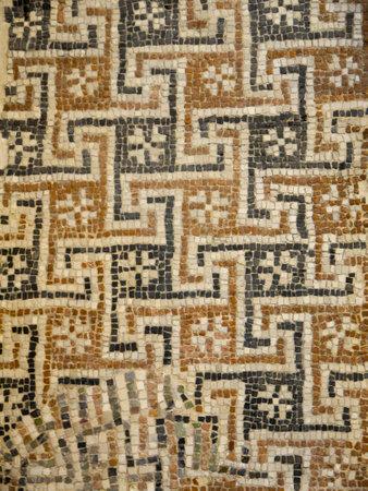 world famous 10th century Mosaics in Ravenna Italy