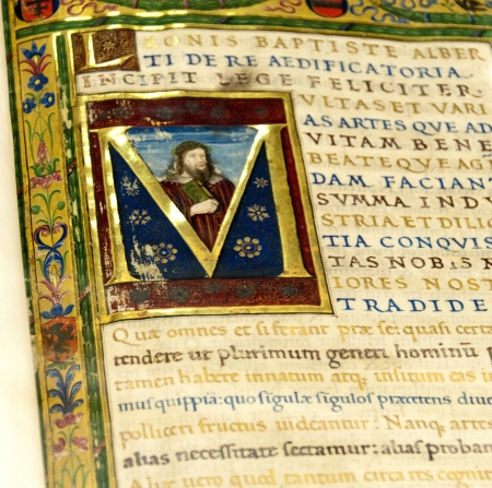 Beautiful Illuminated Manuscript