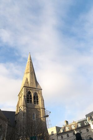 St Andrews Church in Dublin City Ireland now the Tourist Information Headquarters