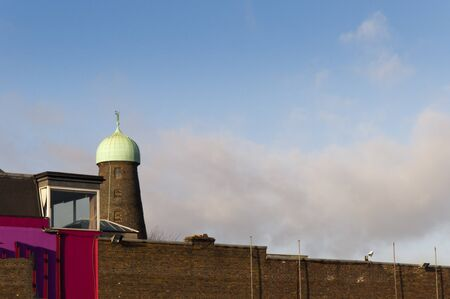 kilmainham: Windmill now called St Patricks Tower in Dublin Ireland