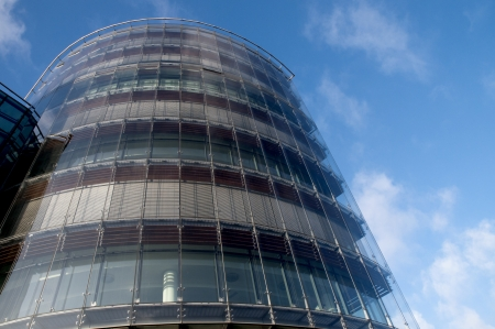 kilmainham: Celtic Tiger Economy Modern Building in Dublin City Ireland