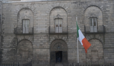 kilmainham: Kilmainham Jail In the City of Dublin Ireland