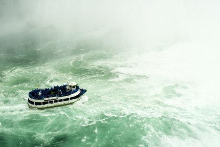 horseshoe falls: Niagara Horseshoe Falls in Canada
