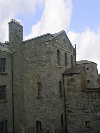 Kilmainham Jail In the City of Dublin Ireland
