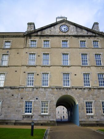 Collins Barracks now a museum in the City of Dublin Irleand
