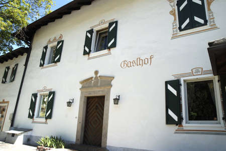 guesthouse: Gastof or Guesthouse on the Renon Plateau Italian Tirol