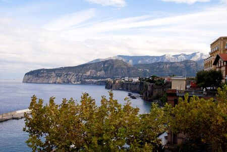 curtis: The Bay of Naples in Southern Italy