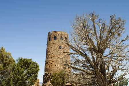 Desert View Watchtower was built in 1932 and is one of Mary Jane Colter s best-known works photo
