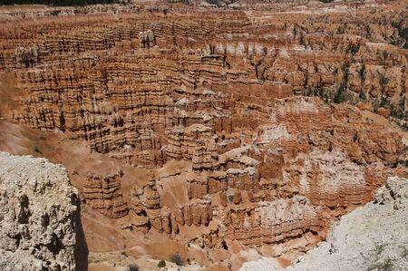 The Hoodos of Bryce Canyon Utah USA photo