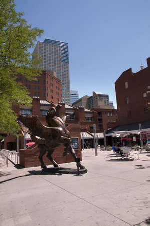 Public Art in the City  of Denver which is the capital and the most populous city of the U S  state of Colorado