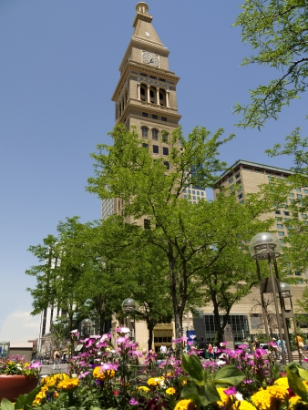 The City and County of Denver is the capital and the most populous city of the U S  state of Colorado