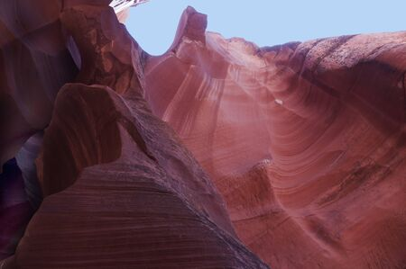 Antelope Canyon Navajo Nation, Page, Arizona photo