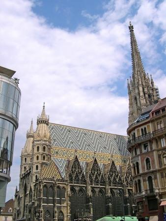 dom: Autriche Vienne St Stephens Dom