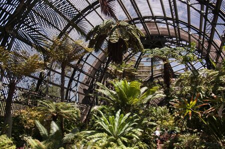 Botanical Garden Building in Balboa Park in San Diego California USA photo