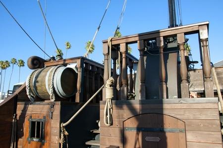 barco pirata: Pirate Ship in San Diego California