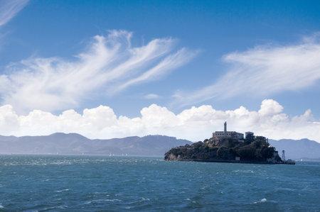 Alcatraz Prison Island San Francisco California USA Stock Photo - 16497210