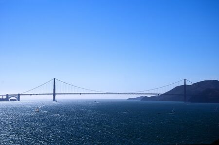 Golden Gate Bridge San Francisco California USA photo