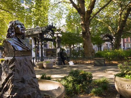 pioneer: Pioneer Square in Seattle Washington USA