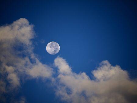 brenda kean: Full Moon in San Diego California USA