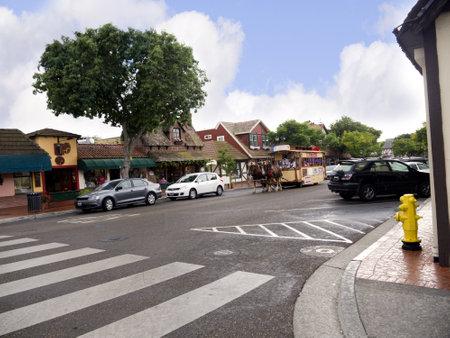 Danish Town of Solvang California USA Stock Photo - 16978794