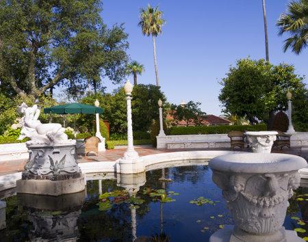 brenda kean: fabulous house and garden on the Big Sur Coast of California Editorial