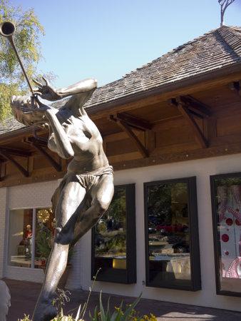 carmel: La encantadora ciudad de Carmel en California, EE.UU.