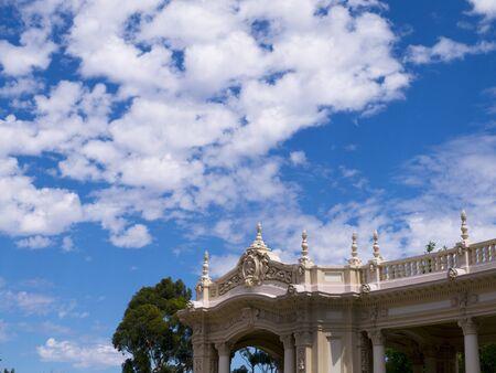 balboa: Enormous Outdoor Pipe Organ in Balboa Park San Deigo California USA