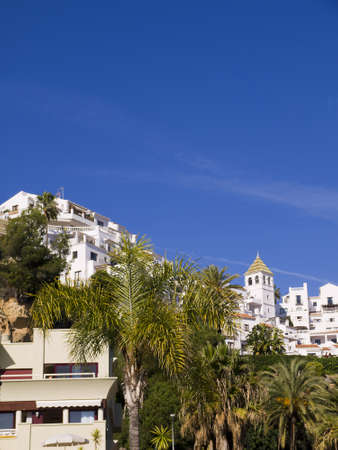 Villas in Nerja Andalucia Spain photo