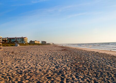 cocoa beach: Beautiful Beach in Cocoa Beach Florida USA