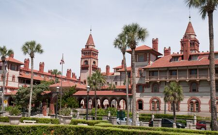 augustine: Flagler College in St Augustine Florida USA Editorial