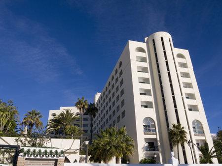 nerja: Tallest Luxury hotel in Nerja  Andalucia Spain