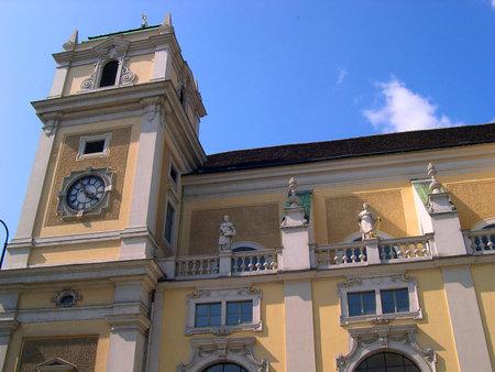 brenda kean: Scottish Church in Vienna Austria