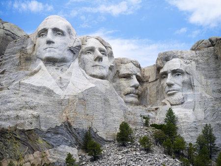 dakota: Mount Rushmore South Dakota USA