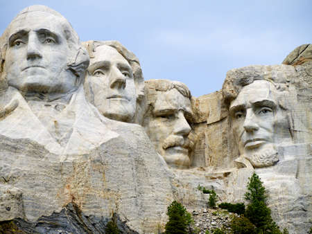 south dakota: Mount Rushmore South Dakota USA