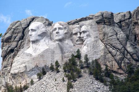 brenda kean: Mount Rushmore South Dakota USA
