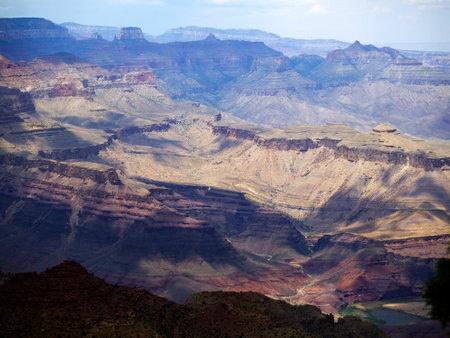 Grand Canyon Arizona USA Editorial