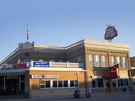 cody: The Irma Hotel is a landmark in Cody, Wyoming. It was built by William F. Buffalo Bill Cody,  Editorial