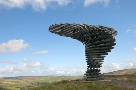 The Singing Ringing Tree Panopticon, Burnley, Lancs, England